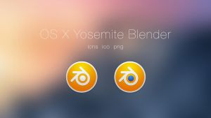 Blender OSX Yosemite Style by JasonZigrino