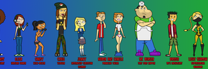 Characters I've Farted 1 (Re-Do) by Thatmexicanuzer