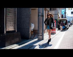 Sunglasses by burningmonk