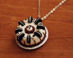 Sweet necklace - handmade jewelry 2 by OMEGA86