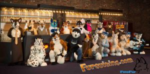 Official EF20 Fursuiting.com Group Photo by FotoFurNL