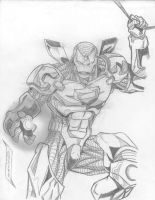 Ironman by stanmx