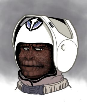 Grig from the Last Starfighter by Eyemelt