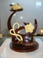 Chocolate Sculpture by EzmasFortune
