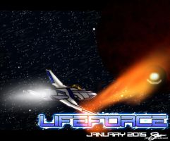 Vic Viper: Life Force Animated by j3px