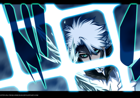 bleach 592 atack of zombie by natsuki-oniichan