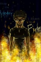 Stop the Water. Start the Fire. by CrystalWolf953