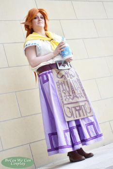 Malon 'Naka-Kon 2017' by BeCos-We-Can-Cosplay