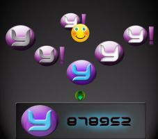 Yahoo Messenger Set by 878952