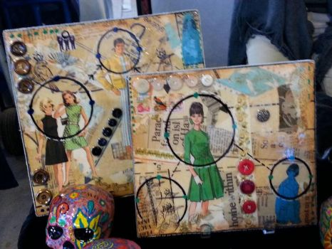 Fashion plaques by electricnomad