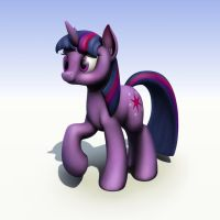 Twi Lighting Experiment by Dahtamnay