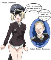 When Erica meets Erich by LuftwaffeAce18