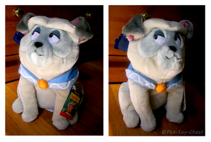 Pocahontas Sitting Percy Plush by The-Toy-Chest