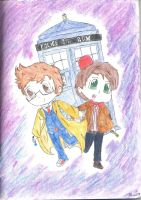 Doctor who by SonicKirbyLover