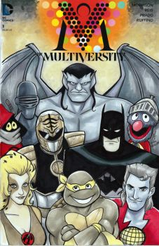 The Multiversity by BigChrisGallery