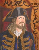 Hector Barbossa: Master of his own fate by HavocGirl
