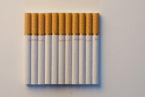 Cigarettes 002 by ISOStock