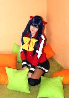 Wendy Marvell (Edolas clothes) cosplay by AnitramNoriko