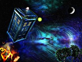 Doctor Who by Girl-Who-Cried-Death