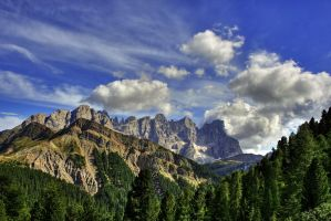 Pale di San Martino by FarStar90