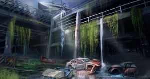 Post Apocalyptic by vicky3