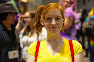 ConnectiCon 2014 - Misty by VideoGameStupid