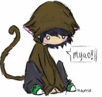 Myao. by maumse