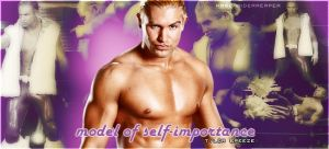 Tyler Breeze: Model of Self-Importance by KamenRiderReaper