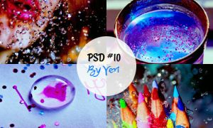 PSD #10 by YeRimoonlight
