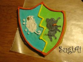 The Crest of SugiAi Cookie by SugiAi