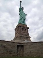 Lady Liberty by NaturalBeauty-Photos