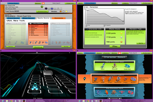 What I Do On My Spare Time: Audiosurf by xXWillyWonkaXx