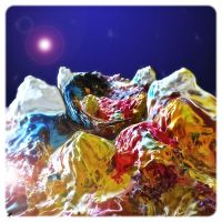 Moon food by jennystokes