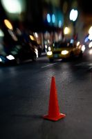 The Lone Cone by nprkr