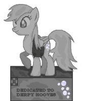 Remembrance (Derpy Hooves) by AbsentParachute