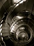 Spiral Stair by fusedreality