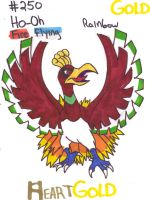250 Ho-Oh by SonicKnight007