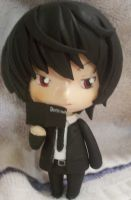 Mikami Nendoroid by Sillaque