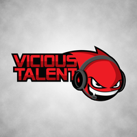 Vicious Talent Logo by MasFx