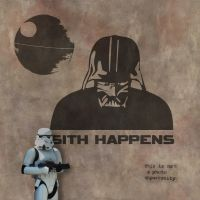 Sith Happens by PaulCookPhotography