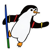 REQUEST : PAT THE PENGUIN by CHRISwillar