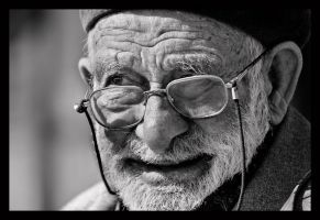 An Old Man by onurtr