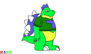 Terrence Koopa form (Large) by mariosonic029