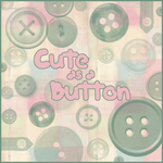 Cute as a Button by gothika-brush