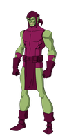 The Green Goblin by SpiedyFan