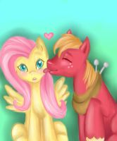 I ship Fluttermac by spaceshroom