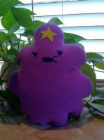 Lumpy Space Princess by Noegenesis