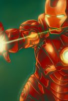 Avengers - Iron Man by Kumagorochan