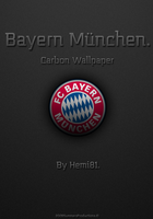 -Bayern Carbon Wallpaper- by Hemingway81