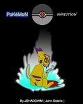 Pokemon Infection : THE COVER by JSHADOWM